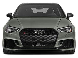 2017 Audi RS 3 Pictures RS 3 Sedan 4D RS3 AWD photos front view