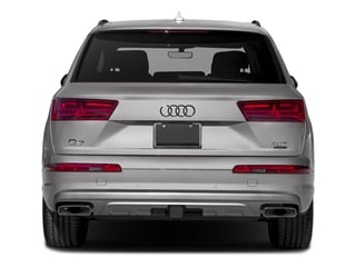 2017 Audi Q7 Pictures Q7 2.0 TFSI Premium photos rear view