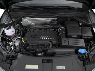 2017 Audi Q3 Pictures Q3 2.0 TFSI Premium quattro AWD photos engine