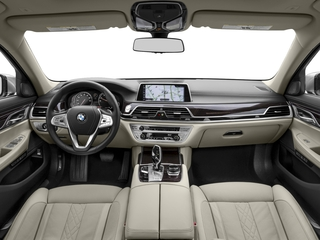 2017 BMW 7 Series Pictures 7 Series Sedan 4D 750xi AWD Turbo photos full dashboard