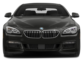 2017 BMW 6 Series Pictures 6 Series Coupe 2D 650i V8 photos front view