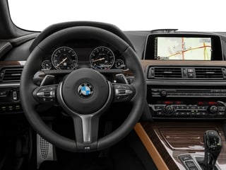 2017 BMW 6 Series Pictures 6 Series Coupe 2D 650i V8 photos driver's dashboard