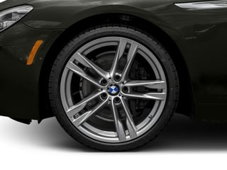 2017 BMW 6 Series Pictures 6 Series Coupe 2D 650i V8 photos wheel