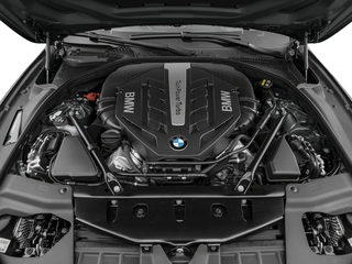 2017 BMW 6 Series Pictures 6 Series Convertible 2D 650i V8 photos engine