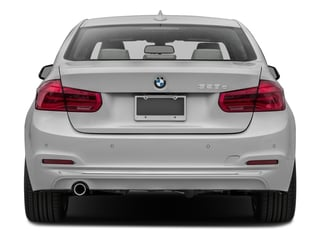 2017 BMW 3 Series Pictures 3 Series Sedan 4D 328d I4 T-Diesel photos rear view