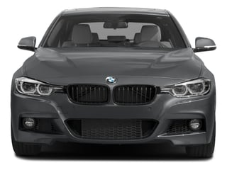 2017 BMW 3 Series Pictures 3 Series Sedan 4D 340i I6 Turbo photos front view