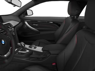 2017 BMW 4 Series Pictures 4 Series Coupe 2D 430xi AWD I4 Turbo photos front seat interior