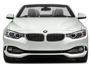 2017 BMW 4 Series Pictures 4 Series Convertible 2D 430xi AWD I4 Turbo photos front view