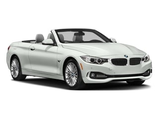 2017 BMW 4 Series Pictures 4 Series Convertible 2D 430i I4 Turbo photos side front view