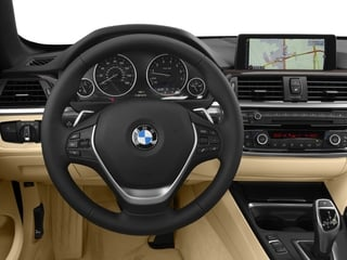 2017 BMW 4 Series Pictures 4 Series Convertible 2D 430xi AWD I4 Turbo photos driver's dashboard