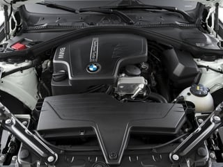 2017 BMW 4 Series Pictures 4 Series Convertible 2D 430i I4 Turbo photos engine