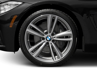 2017 BMW 4 Series Pictures 4 Series Coupe 2D 440i I6 Turbo photos wheel
