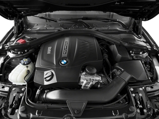 2017 BMW 4 Series Pictures 4 Series Coupe 2D 440i I6 Turbo photos engine