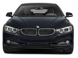 2017 BMW 4 Series Pictures 4 Series Sedan 4D 430xi AWD I4 Turbo photos front view