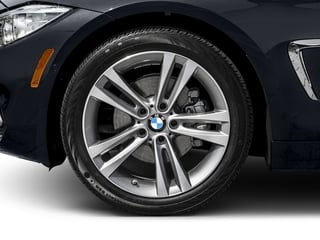 2017 BMW 4 Series Pictures 4 Series Sedan 4D 430xi AWD I4 Turbo photos wheel