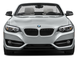 2017 BMW 2 Series Pictures 2 Series Convertible 2D 230xi AWD I4 Turbo photos front view