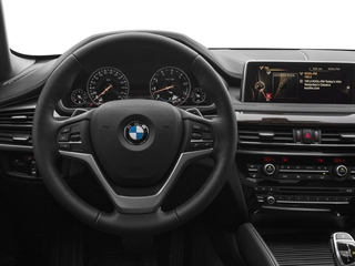 2017 BMW X6 Pictures X6 Utility 4D sDrive35i 2WD I6 Turbo photos driver's dashboard