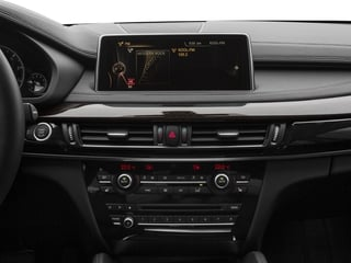 2017 BMW X6 Pictures X6 Utility 4D sDrive35i 2WD I6 Turbo photos stereo system