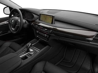 2017 BMW X6 Pictures X6 Utility 4D sDrive35i 2WD I6 Turbo photos passenger's dashboard