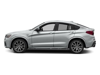 2017 BMW X4 Pictures X4 Utility 4D 28i AWD I4 Turbo photos side view
