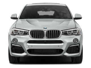 2017 BMW X4 Pictures X4 Utility 4D 28i AWD I4 Turbo photos front view