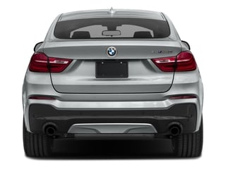 2017 BMW X4 Pictures X4 Utility 4D 28i AWD I4 Turbo photos rear view