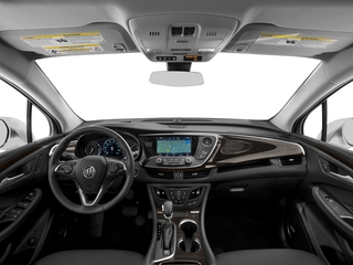 2017 Buick Envision Pictures Envision Utility 4D Premium II AWD I4 Turbo photos full dashboard