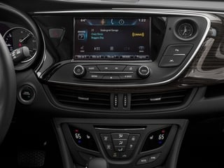 2017 Buick Envision Pictures Envision Utility 4D Premium II AWD I4 Turbo photos stereo system
