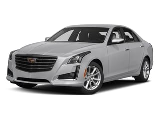 2017 Cadillac CTS Sedan Pictures CTS Sedan 4D AWD I4 Turbo photos side front view