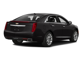 2017 Cadillac XTS Pictures XTS Sedan 4D Luxury AWD V6 photos side rear view