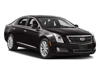 2017 Cadillac XTS Pictures XTS Sedan 4D Luxury AWD V6 photos side front view