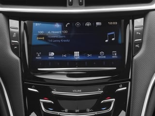 2017 Cadillac XTS Pictures XTS Sedan 4D Luxury AWD V6 photos stereo system