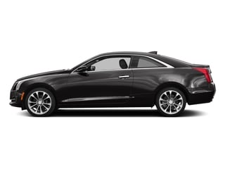 2017 Cadillac ATS Coupe Pictures ATS Coupe 2D Premium Performance V6 photos side view