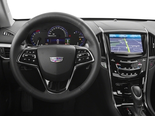 2017 Cadillac ATS Coupe Pictures ATS Coupe 2D Premium Performance V6 photos driver's dashboard