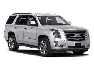 2017 Cadillac Escalade Pictures Escalade Utility 4D Luxury 2WD V8 photos side front view
