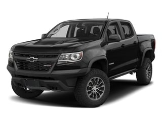 2017 Chevrolet Colorado Options Build Your 4wd Crew Cab 128 3 Zr2 And Choose Option Packages