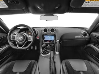 2017 Dodge Viper Pictures Viper GTC Coupe photos full dashboard