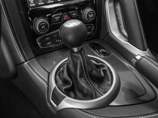 2017 Dodge Viper Pictures Viper 2 Door Coupe photos center console