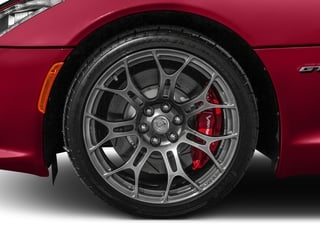 2017 Dodge Viper Pictures Viper GTC Coupe photos wheel