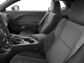 2017 Dodge Challenger Pictures Challenger SXT Coupe photos front seat interior