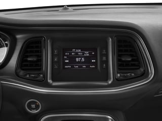 2017 Dodge Challenger Pictures Challenger SXT Coupe photos stereo system