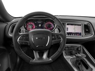 2017 Dodge Challenger Pictures Challenger SRT Hellcat Coupe photos driver's dashboard