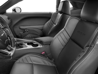 2017 Dodge Challenger Pictures Challenger SRT Hellcat Coupe photos front seat interior