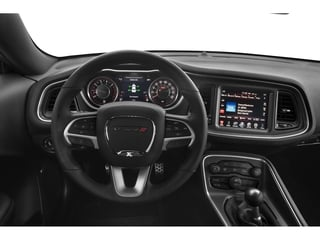 2017 Dodge Challenger Pictures Challenger 392 Hemi Scat Pack Shaker Coupe photos driver's dashboard