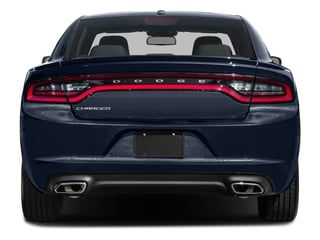 2017 Dodge Charger Pictures Charger Sedan 4D SE AWD V6 photos rear view
