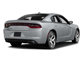 2017 Dodge Charger Pictures Charger Sedan 4D R/T V8 photos side rear view