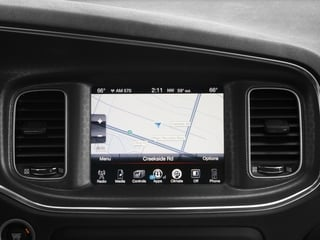 2017 Dodge Charger Pictures Charger R/T RWD photos navigation system