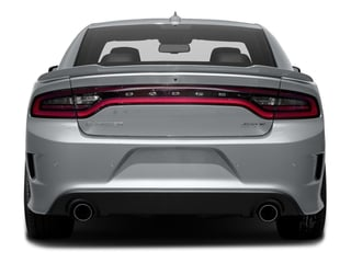 2017 Dodge Charger Pictures Charger Sedan 4D SRT Hellcat V8 Supercharged photos rear view