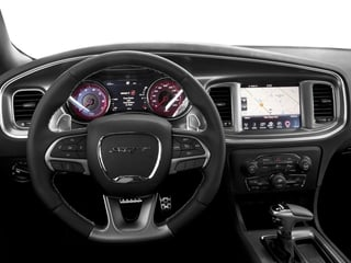 2017 Dodge Charger Pictures Charger Sedan 4D SRT Hellcat V8 Supercharged photos driver's dashboard