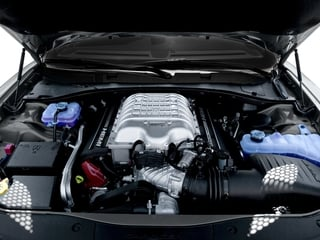 2017 Dodge Charger Pictures Charger Sedan 4D SRT Hellcat V8 Supercharged photos engine
